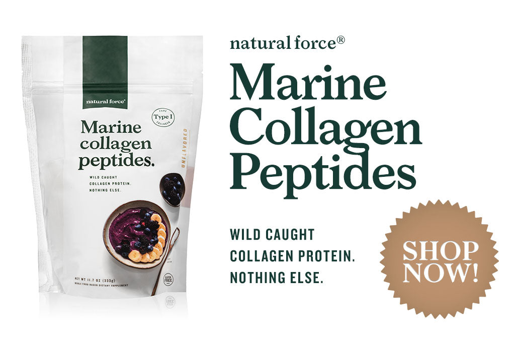 Natural Force Marine Collagen Peptides