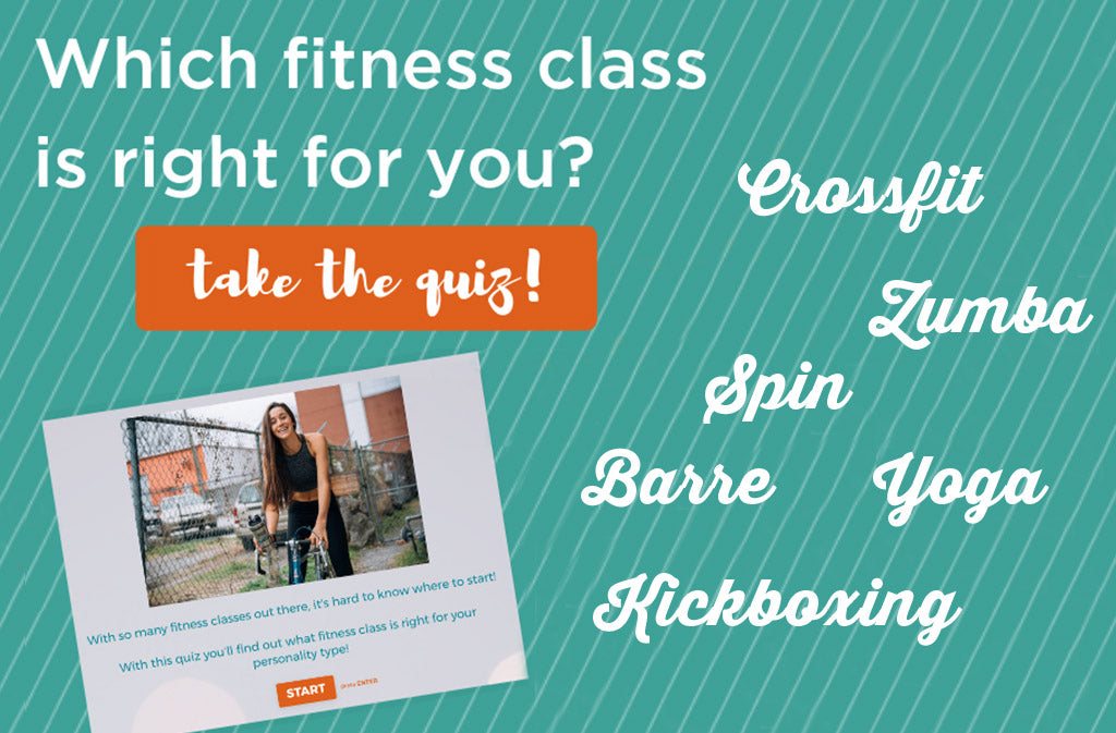 which fitness class is right for you quiz