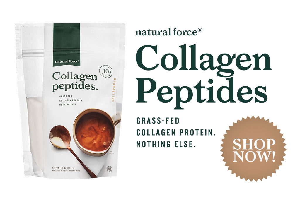 Natural Force Collagen Peptides