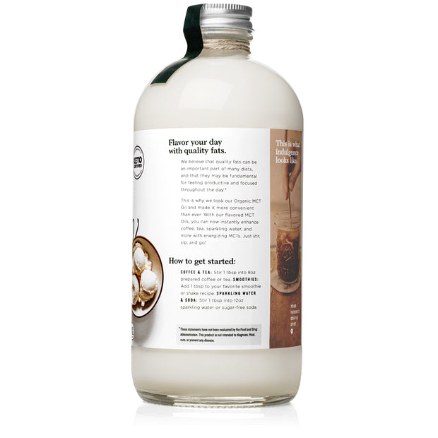 natural force creamy vanilla mct oil back