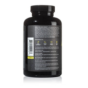 right side of natural force 30 serving alpha strength bottle