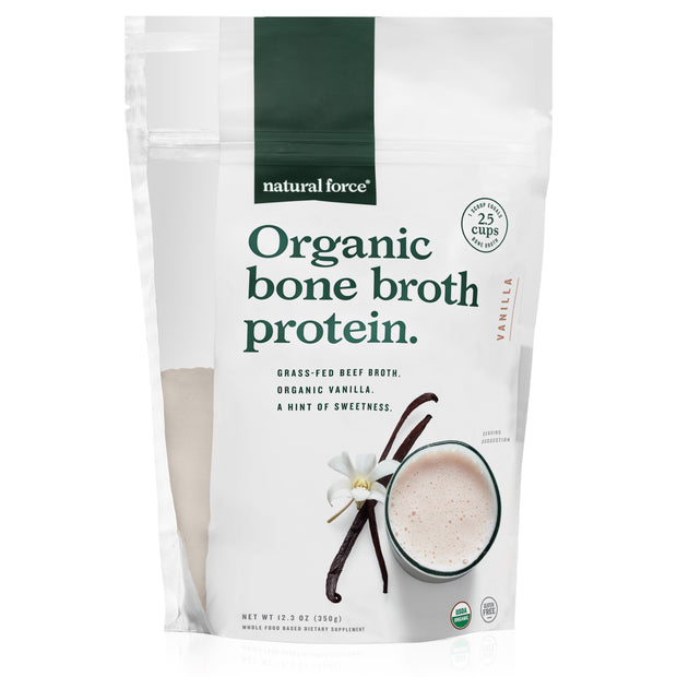 Organic Bone Broth Protein