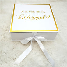 Load image into Gallery viewer, Bridesmaid Proposal Box