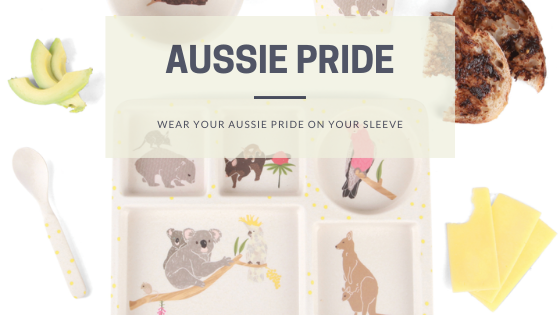 Wear Your Aussie Pride on Your Sleeve