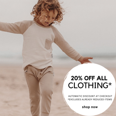 Clothing Sale at Sticky Fingers Children's Boutique
