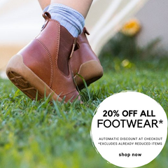 Footwear Sale at Sticky Fingers Children's Boutique