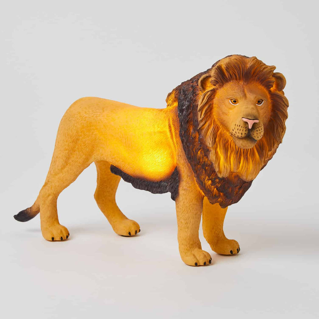 Lion Night Light, Jiggle & Giggle, Night Light - Sticky Fingers Children's Boutique, Niddrie