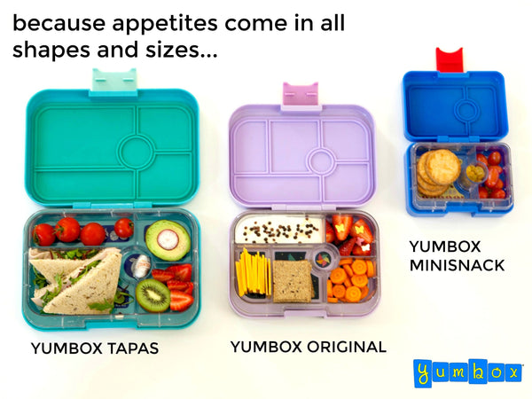 Yumbox Tapas 5 - Assorted Colours