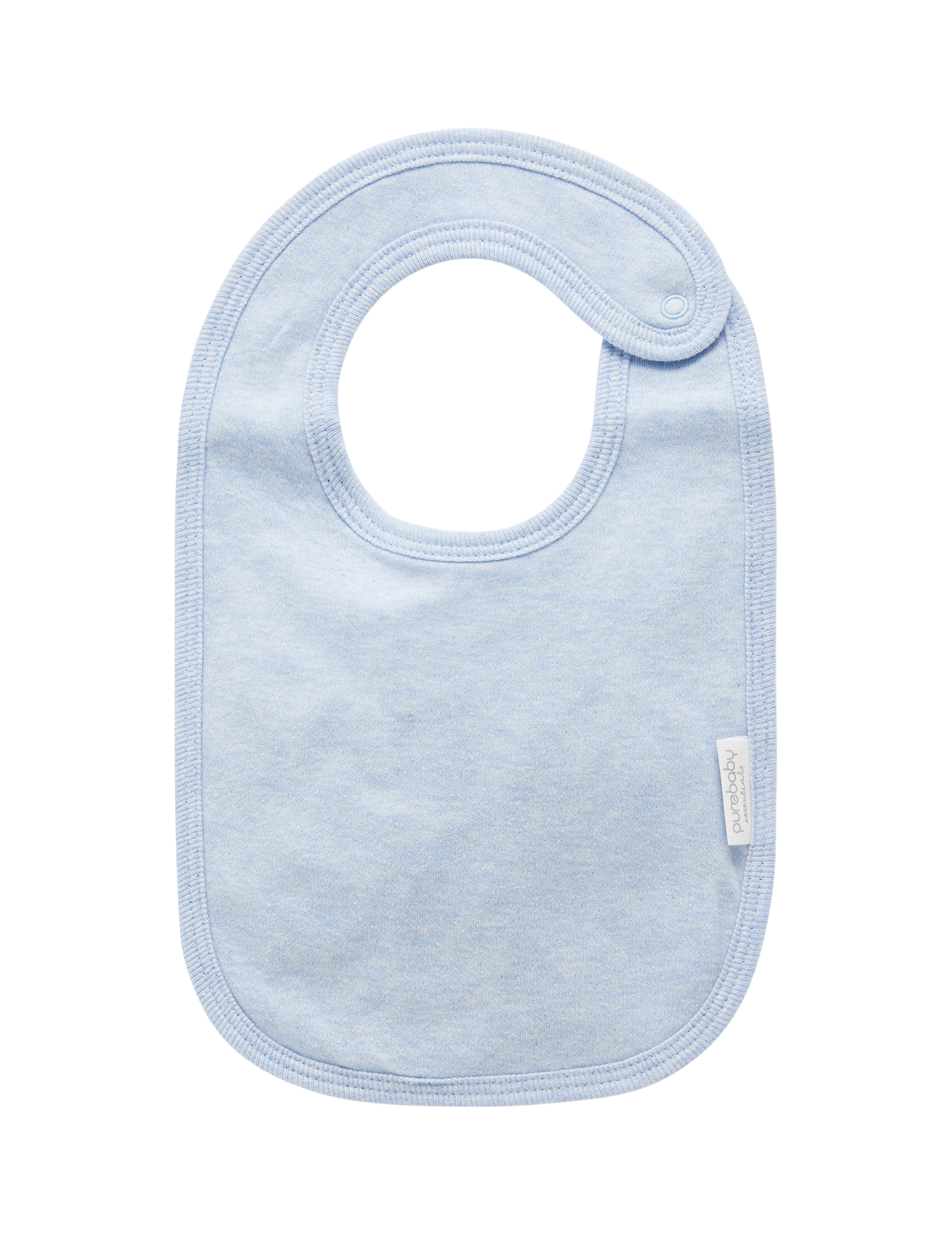 Essentials Bib Pale Blue