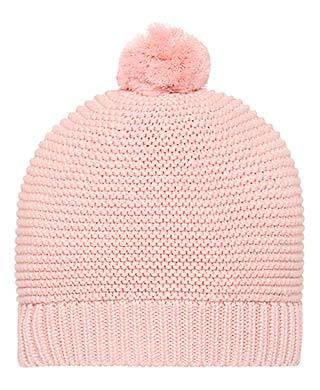 Girls beanie. Pink beanie. Toshi beanie. Shop at Sticky Fingers Children's boutique in Niddrie, Melbourne.