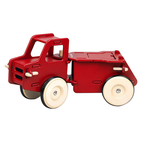 Ride On Dump Truck Red