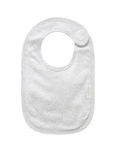 Essentials Bib Pale Grey