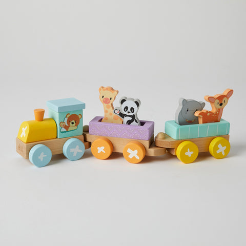WT Train Set – Animal