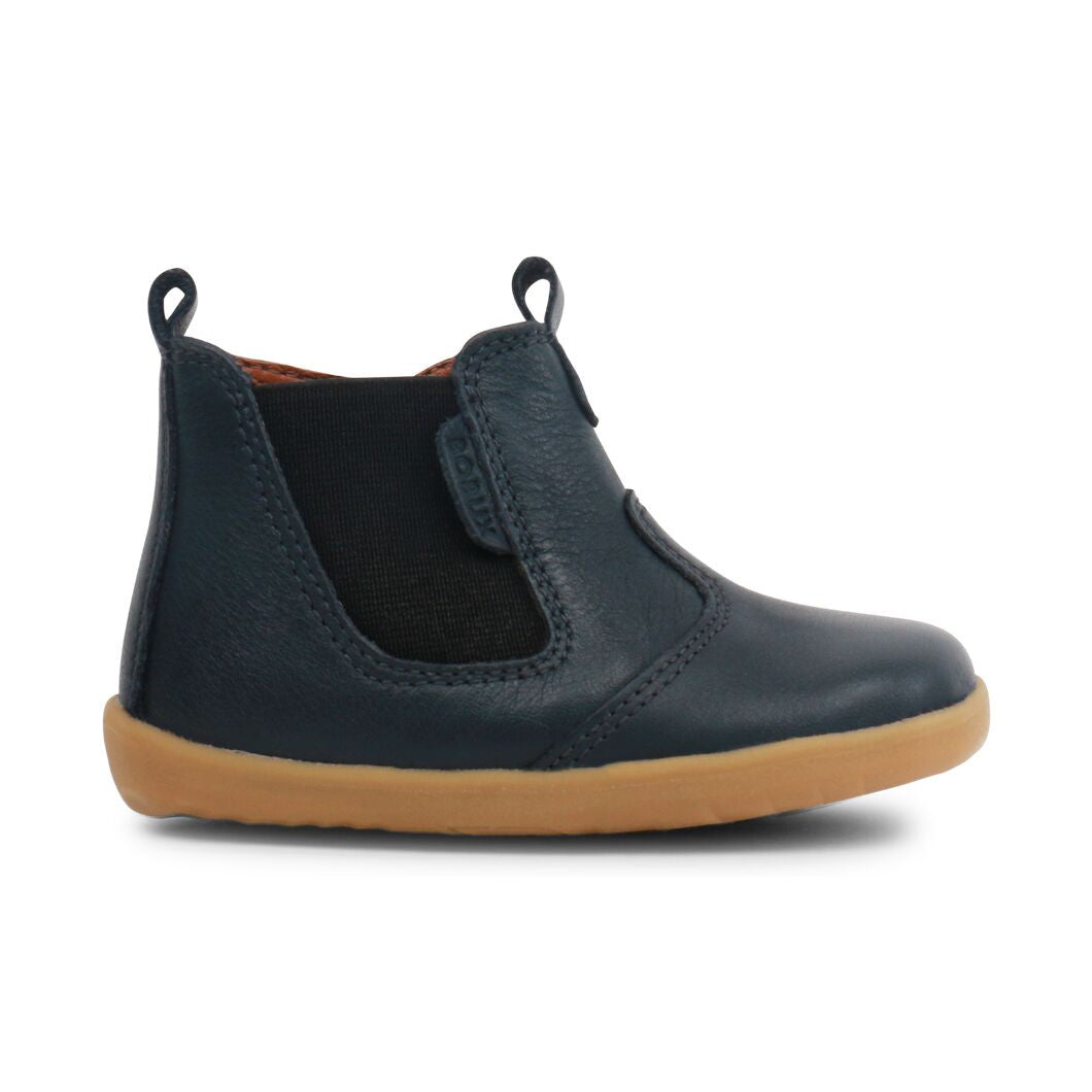 Jodhpur Boot Navy Step Up