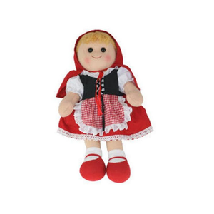 Maplewood Hopscotch Little Red Riding Hood  Doll. Shop now at Sticky Fingers Children's Boutique, Niddrie. Shop online or in store.