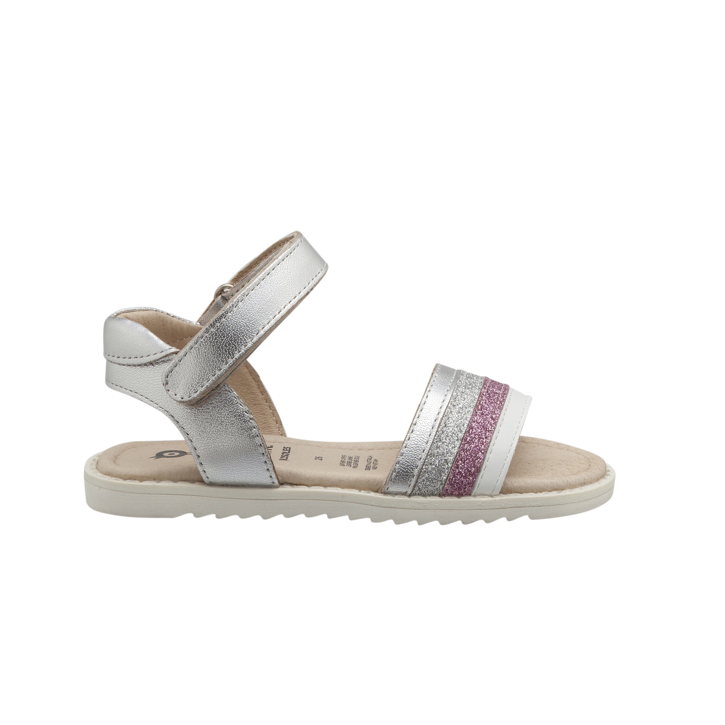 Pop Colour Sandal. Old Sole summer sandals. shop local in store or online at Sticky Fingers Childrens Boutique, Niddrie, Melbourne.