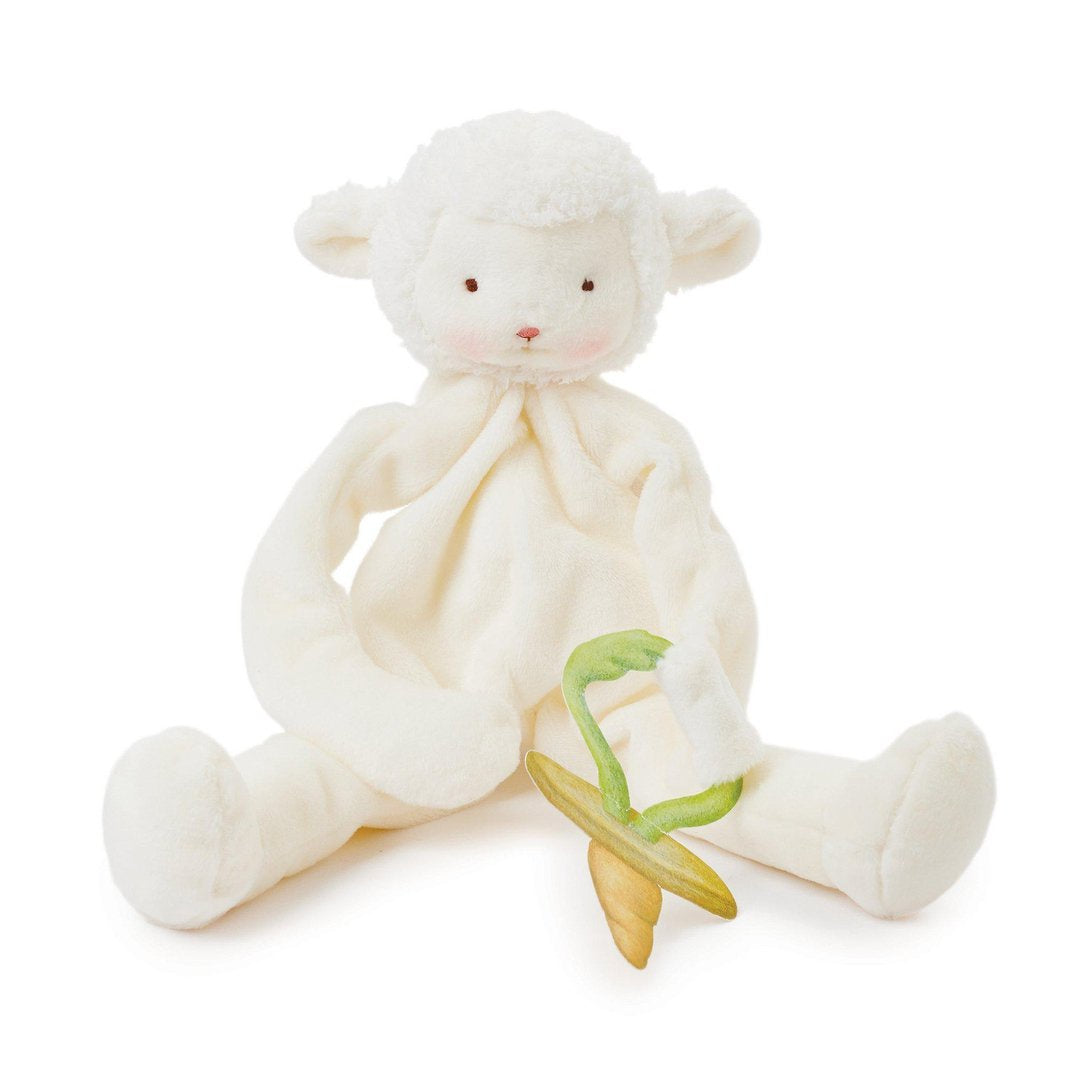 Lamby Comforter & Pacifier Holder