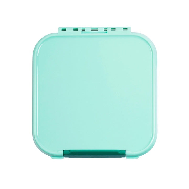 Little Lunch Box. Bento Two - Mint. Shop online or in store at Sticky Fingers Children's Boutique, Niddrie, Melbourne.