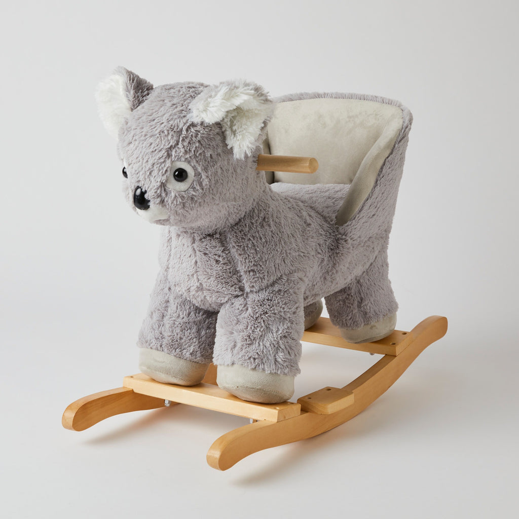 Rocking Koala. Shop now at Sticky Fingers Children's Boutique, Niddrie, Melbourne.