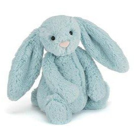 Bashful Bunny Aqua Medium