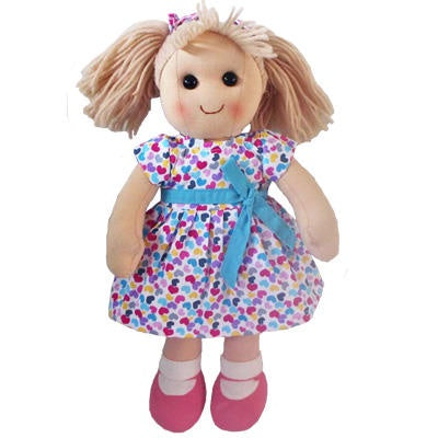 Milla Maplewood Hopscotch Rag Doll - Sticky Fingers Children's Boutique