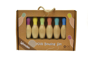 Play Set Bowling - Assorted Colours