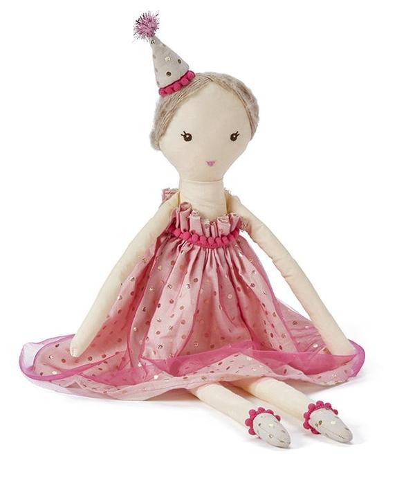 Princess Honey Joy- Nana Huchy. Dolls for gifts. Beautiful unique doll. Celebration doll. Shop in store or online at Sticky Fingers Children's Boutique, Niddrie, Melbourne.