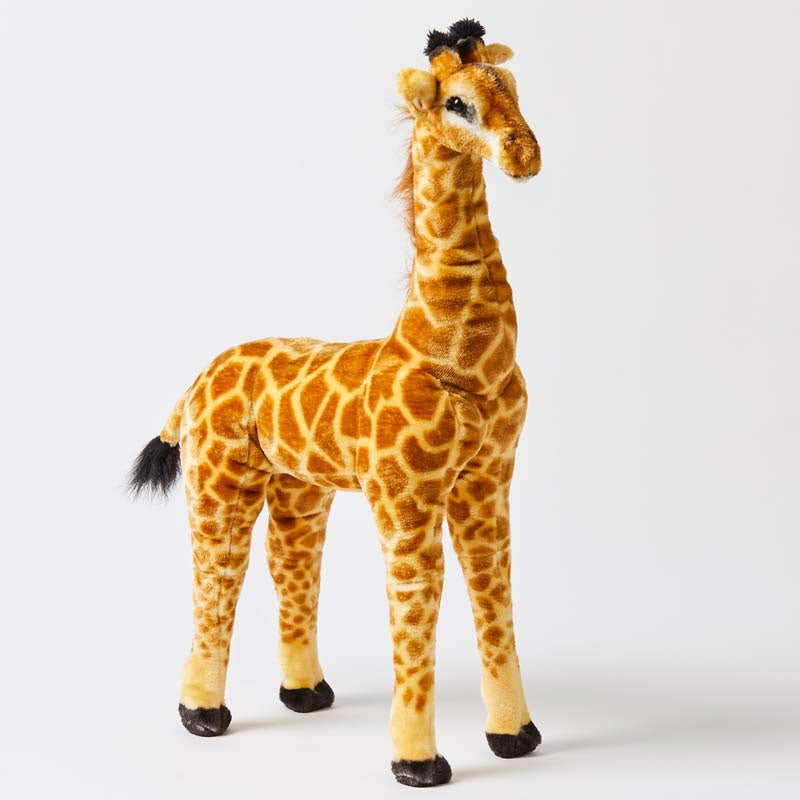 Large Standing Giraffe. Shop online or in store at Sticky Fingers Children's Boutique, Niddrie, Mleboune.