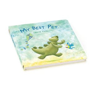 My Best Pet Dino Book