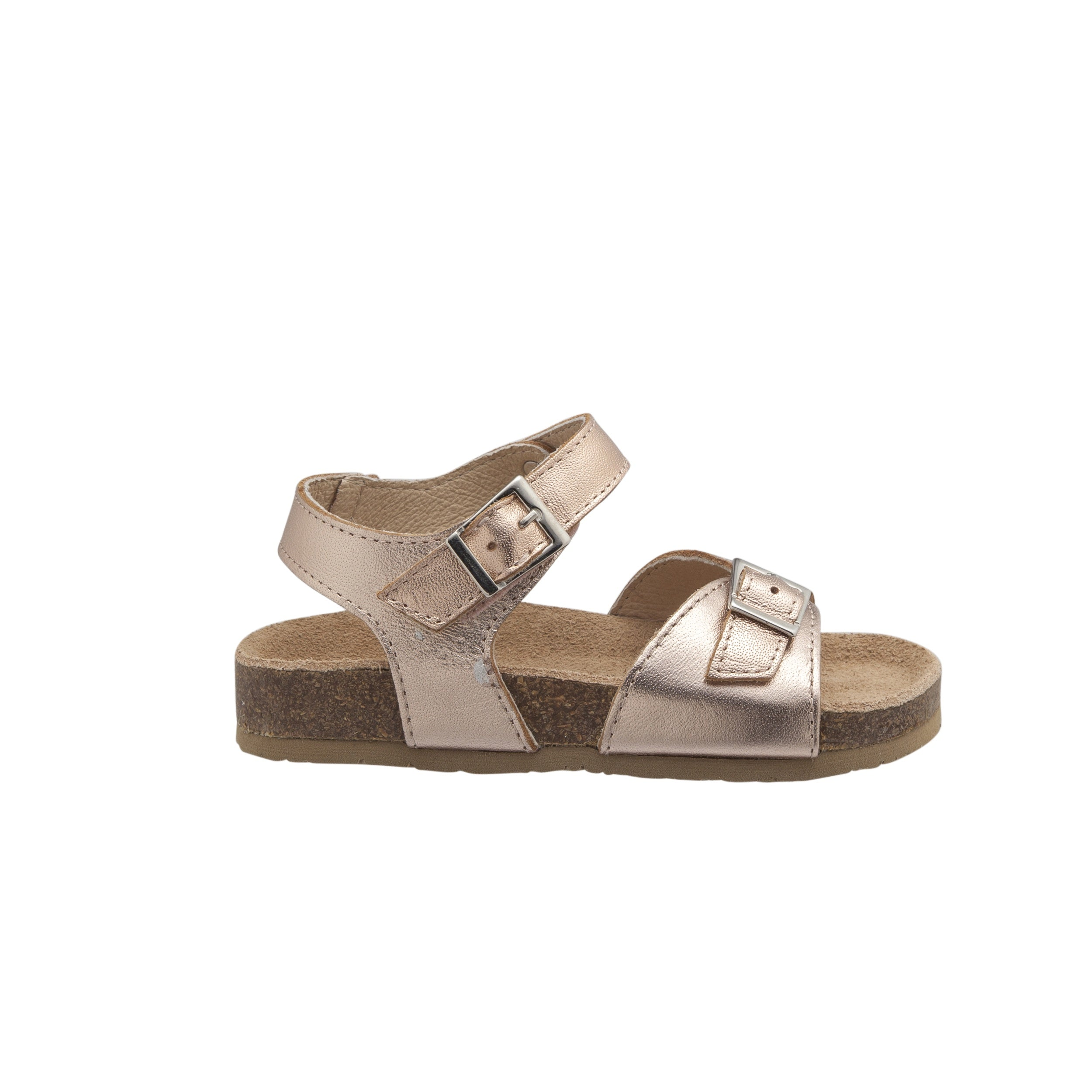 Rose Gold Retreat Sandal. Old Soles leather summer 2020. Shop Local or instore or online at Sticky Fingers Children Boutique , Niddrie, Melbourne.