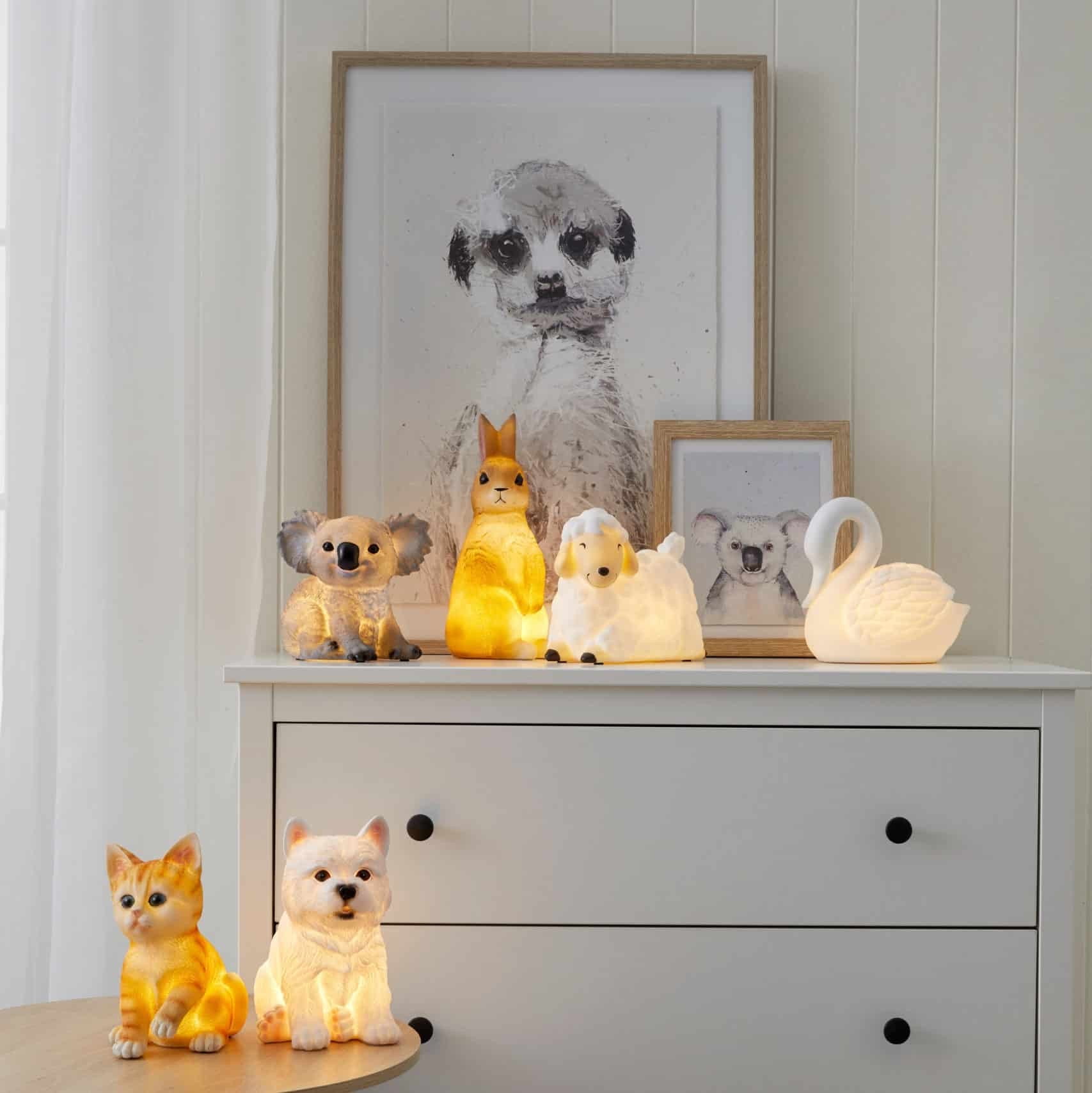 Dog Night Light, Jiggle & Giggle, Night Light - Sticky Fingers Children's Boutique, Niddrie