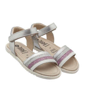 Old Sole Sandals. 2020 Summer range for girls. Leather sandals. colour pop sandal. shop in store or online at Sticky Fingers Children's Boutique, Niddrie, Melbourne