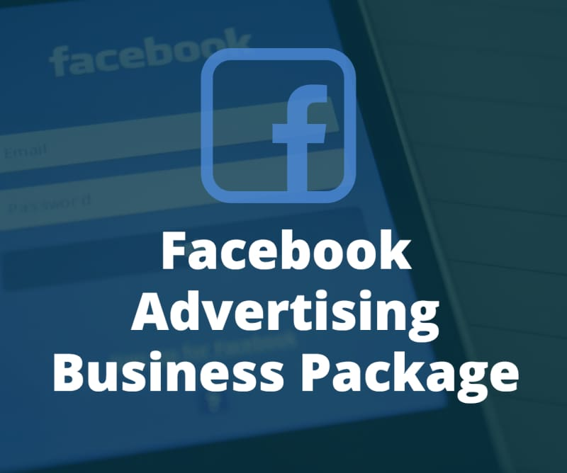 Facebook Advertising Business Package - Digital Marketing Services