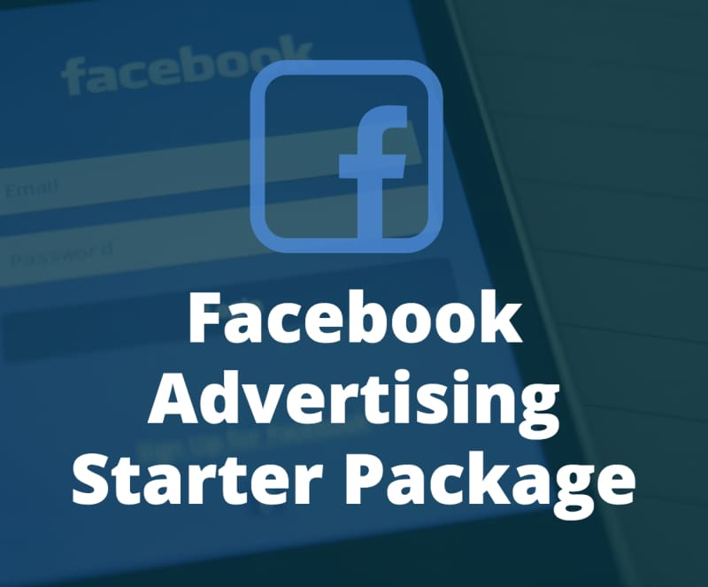Facebook Marketing Starter Package - Digital Marketing Services