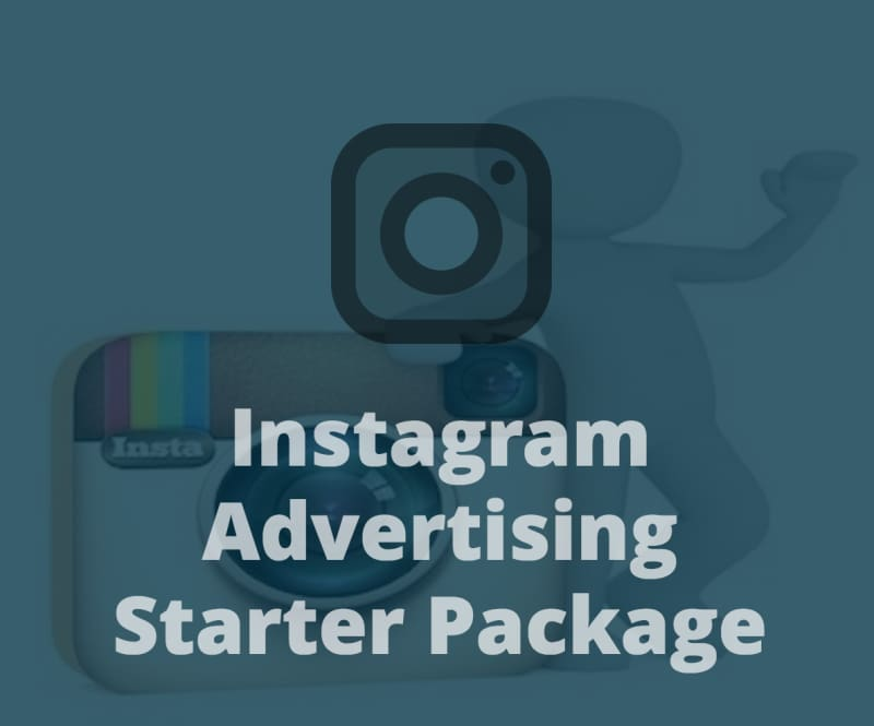 Instagram Advertising Starter Package - Digital Marketing Services