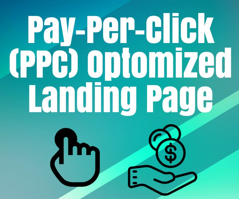 Optimized PPC Services Landing Page - Digital Marketing Services