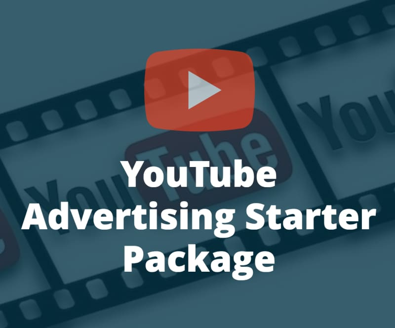 Youtube Advertising Starter Package - Digital Marketing Services