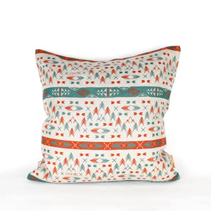 Freedom Pillow Earth/Orange