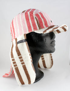 Moski Sauna Cap Striped