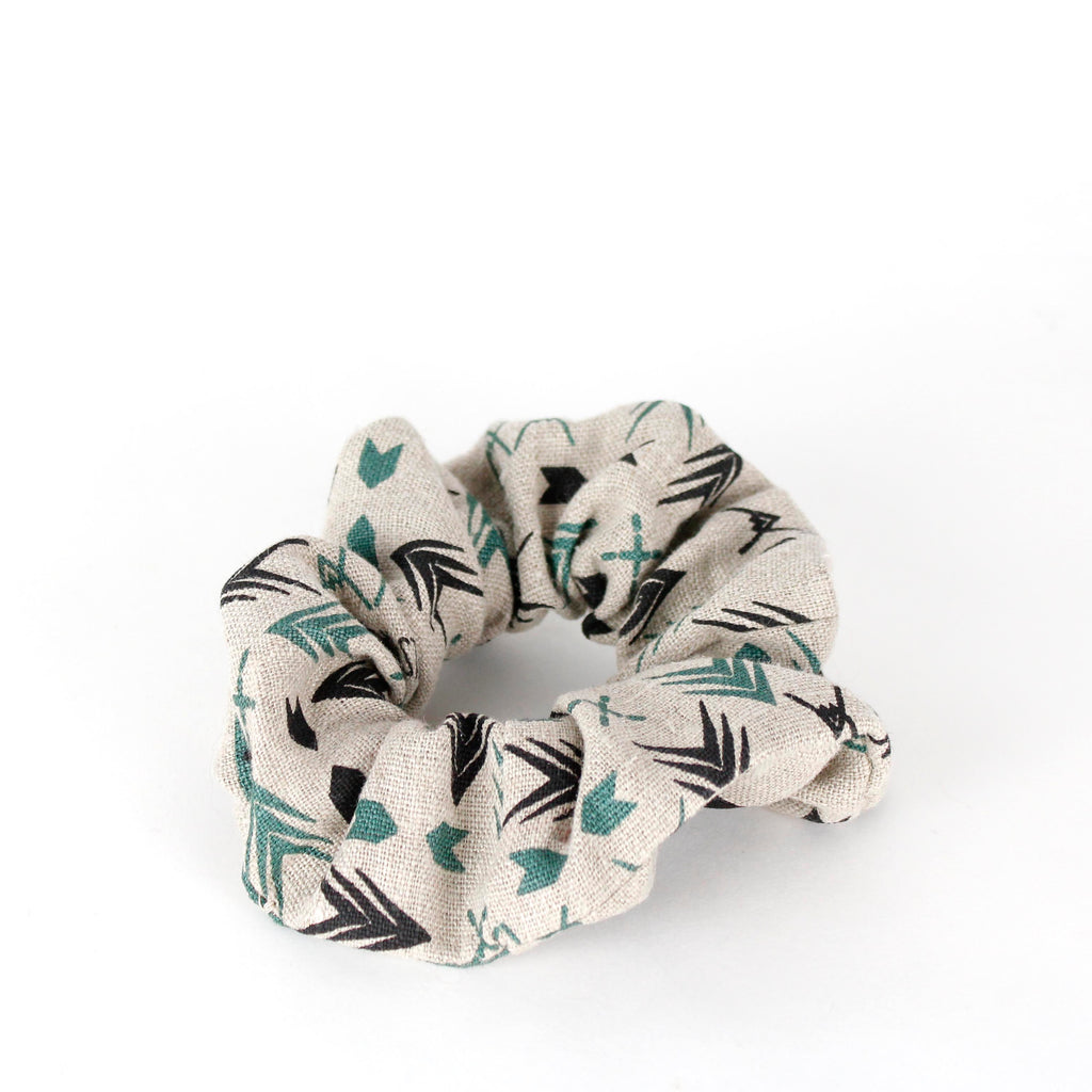 Scrunchie Freedom green