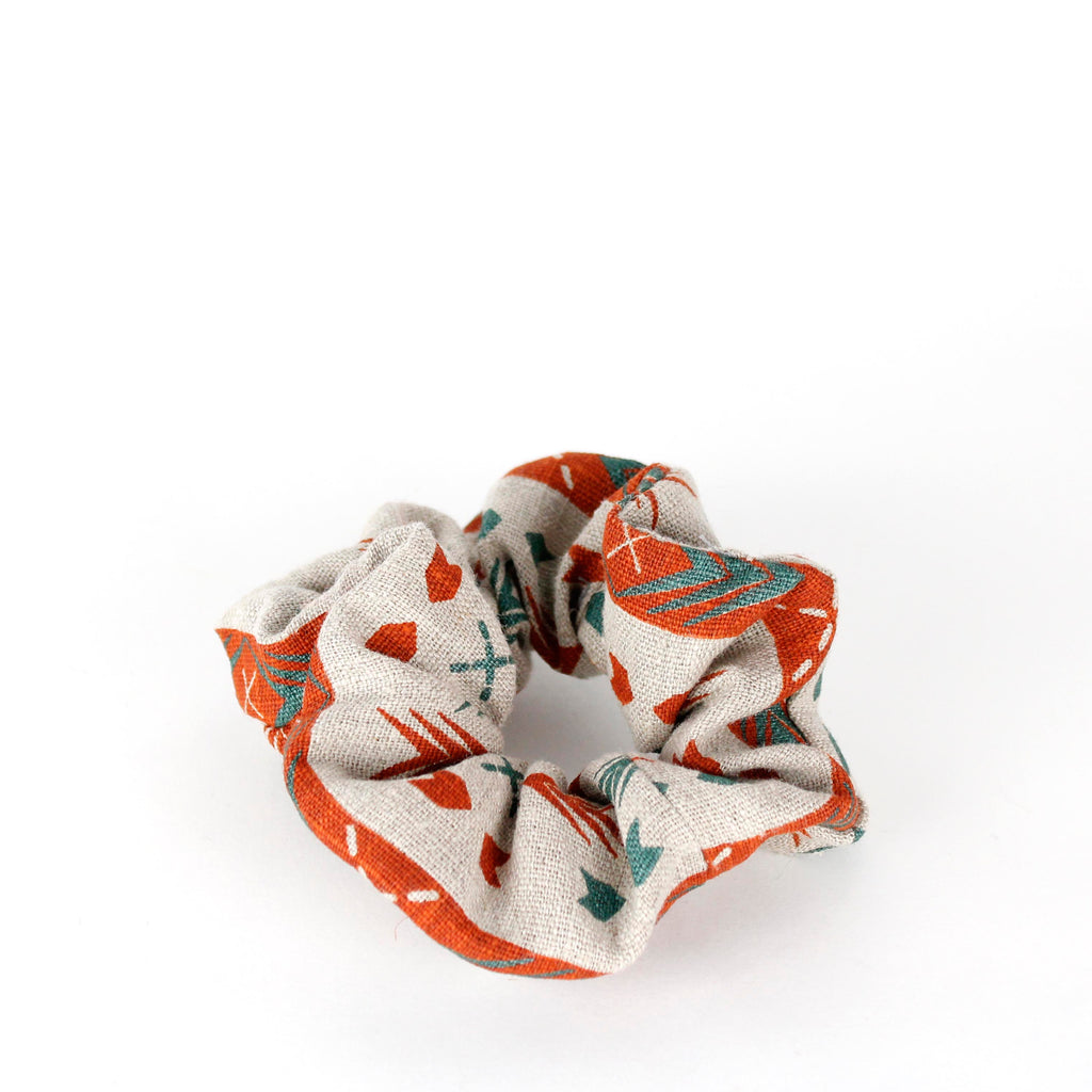 Scrunchie Freedom orange