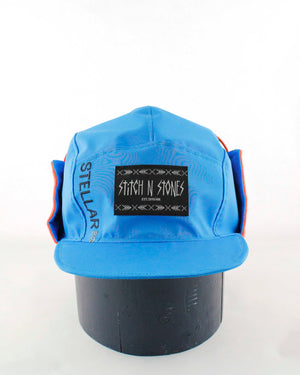 Stellar Equipment Winter Cap Blue/Orange