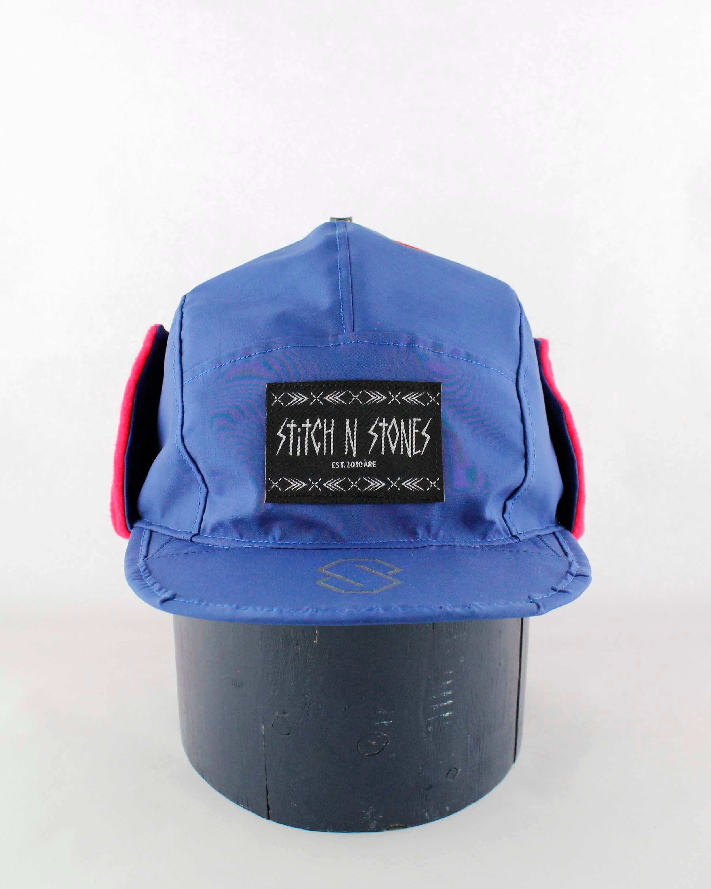 Stellar Equipment Winter Cap Blue/Red