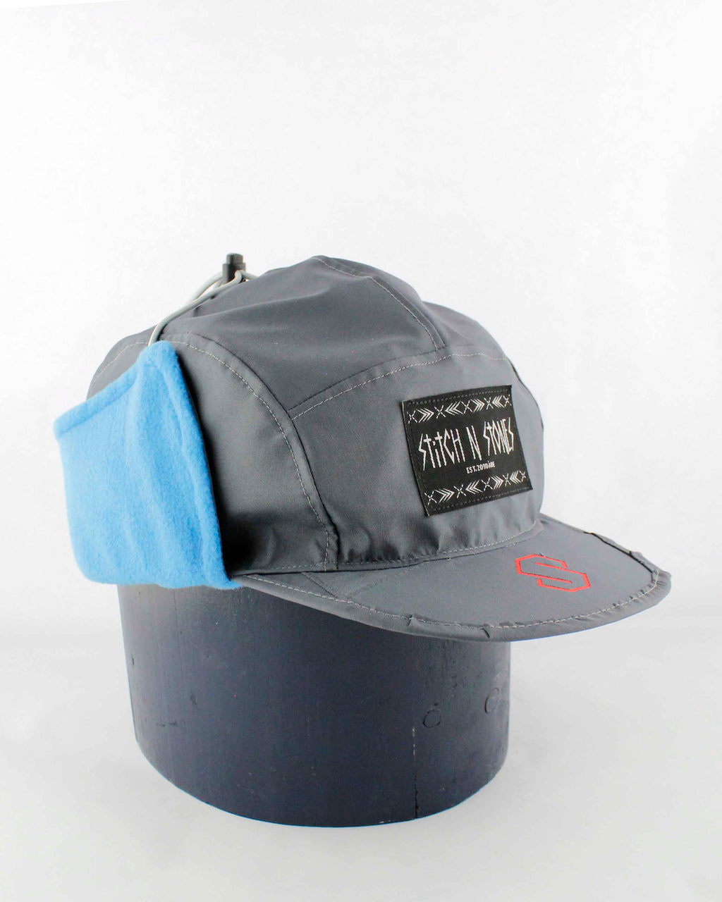 Stellar Equipment Winter Cap Grey/Blue