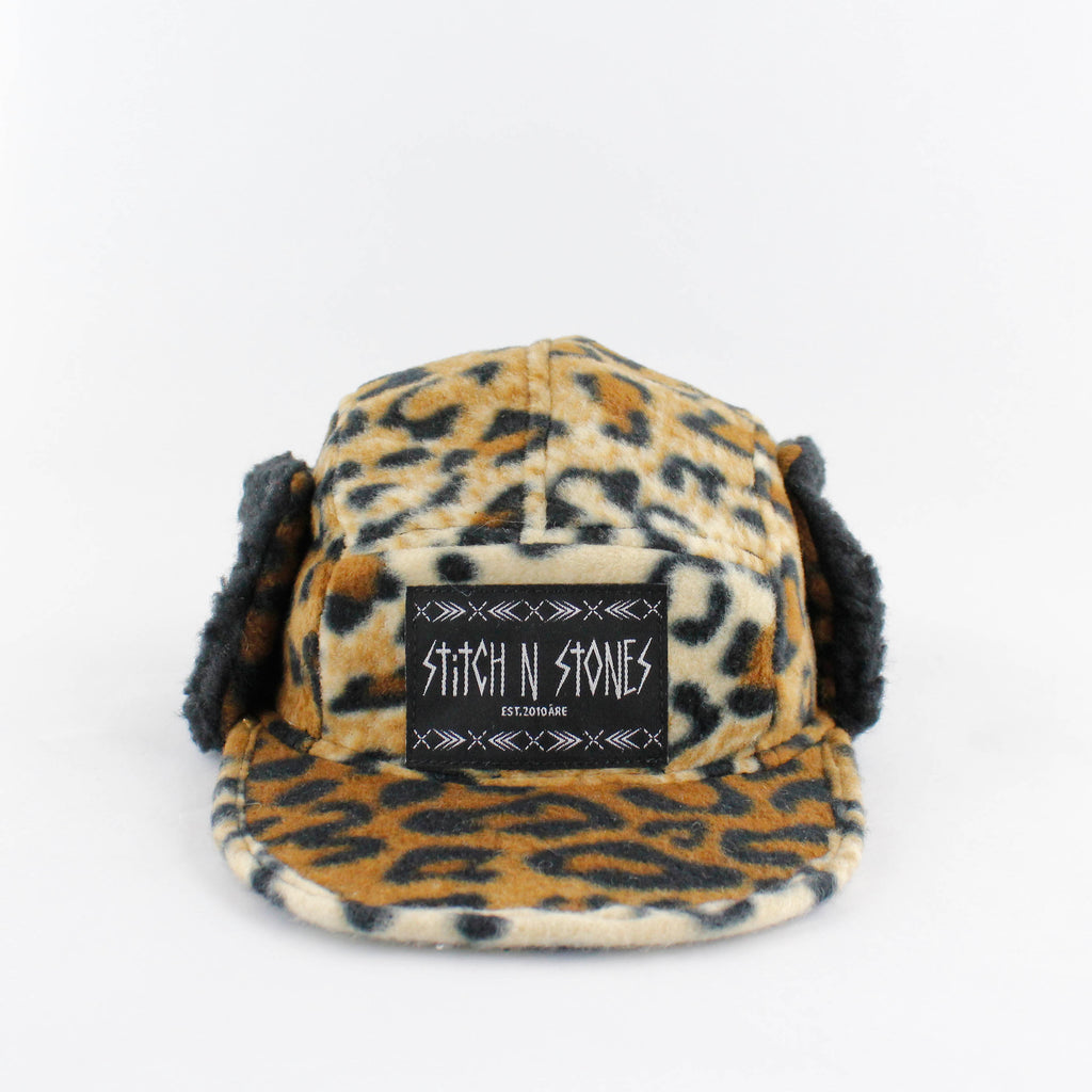 Wintercap Kids Leopard