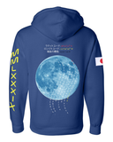 Royal Coordinate Hoodie Package - Planet Blue + Digital Album