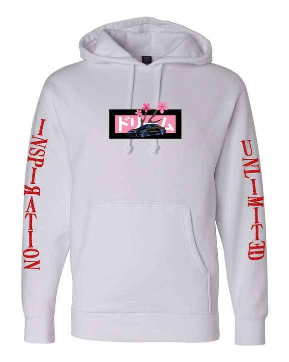 Dream Power Hoodie Package - Meteor White + Digital Album
