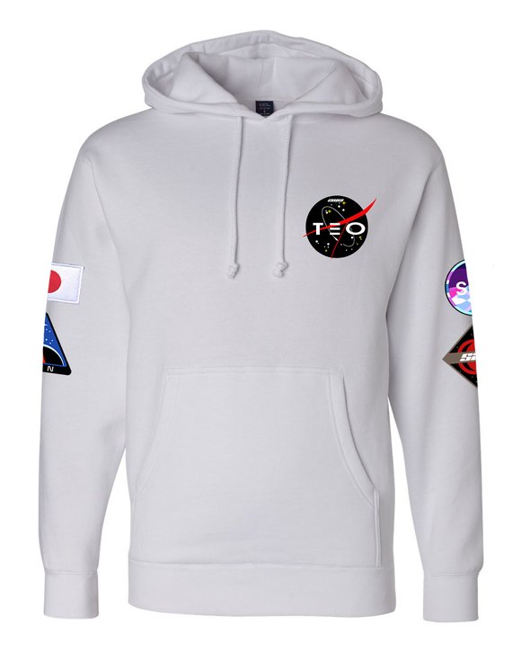 Teo Hoodie Package - Interstellar White + Digital Album