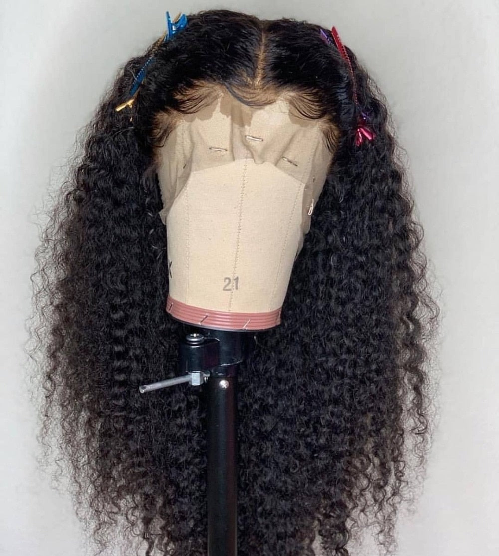 Lace Front Human Hair Wigs For Black Women Bob Curly Wig Brazilian Remy Hair Full Frontal With Pre Plucked Baby Hair Slove Funmi Human Hair Lace Wigs