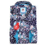SAMPLE Floral Print Slim Fit L/S Shirt